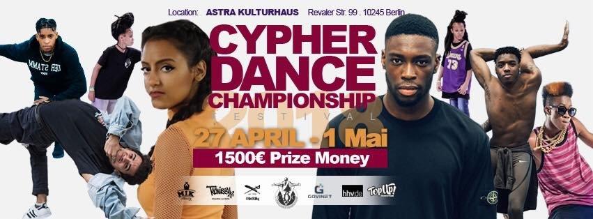 CYPHER Dance Championship 2018